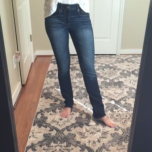 American Eagle super stretch skinny jeans LONG